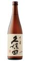 KUBOTA Senju Ginjo sake